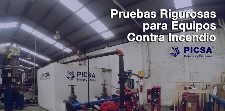 PRUEBAS RIGUROSAS PARA MANTENER TU EQUIPO CONTRA INCENDIO EN BUENAS CONDICIONES